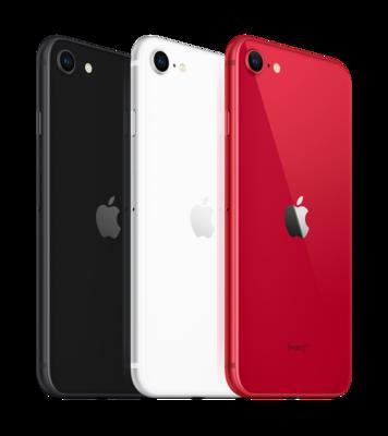 Apple iPhone SE 2 64/128/256GB zwart wit rood simlockvrij + garantie