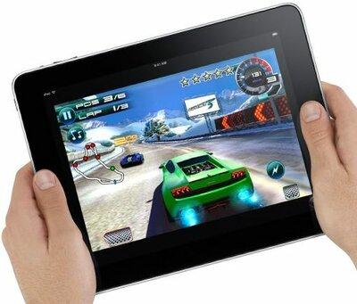 "Apple iPad 9.7"" 2 16GB WiFi (3G) zwart + garantie"