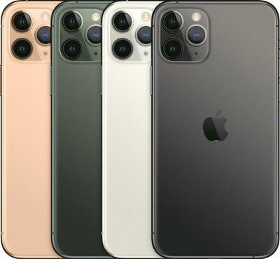 Apple iPhone 11 Pro 64/256GB zwart zilver goud (ios 15+) + garantie