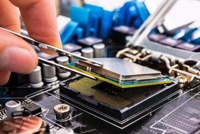 reparatie / vervangen processor (arbeid) in spijkenisse op afspraak