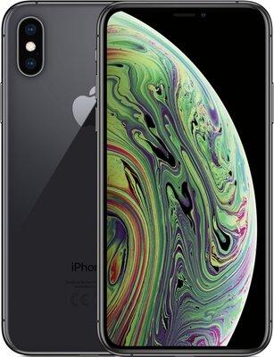Apple iPhone XS 6-core (2.49Ghz) 64GB 5.8 inch (ios 14+) zwart + garantie