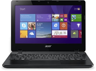 Windows XP, 7 of 10 Pro Laptop Acer Travelmate B115-M 2/4GB HDD/SSD 11.6 inch