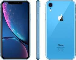 Apple iPhone XR 64GB Blauw+ garantie