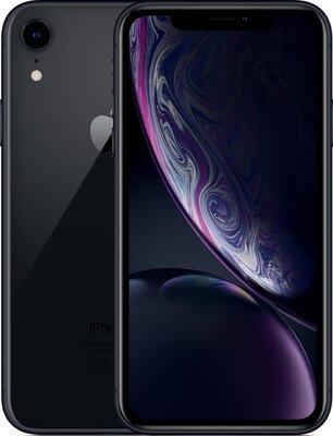 Apple iPhone XR 256GB zwart + garantie