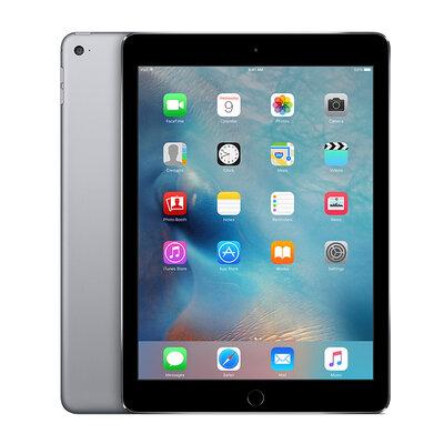 """iPad Air 9.7"""" 16GB zwart (Dual Core 1.3Ghz - 2048x1536) WiFi (4G) IOS 12 + garantie"""