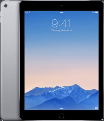 "Apple iPad 9.7"" Air 2 32GB 1.5Ghz WiFi (4G) zwart zilver + garantie"