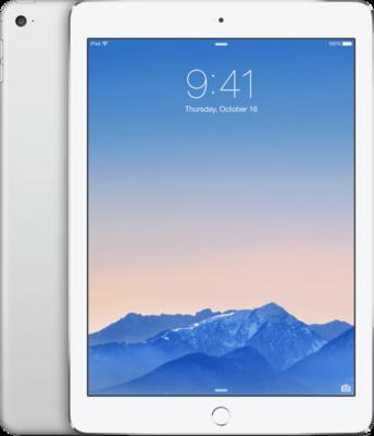 "Apple iPad 9.7"" Air 2 16GB 1.5Ghz (2048x1536) WiFi (4G) wit zilver + garantie"