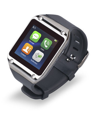 RKM Smartwatch Bluetooth V3.0 1,54 inch Touchscreen Android Phones