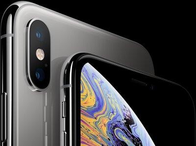 Apple iPhone XS 64GB Zilver + garantie