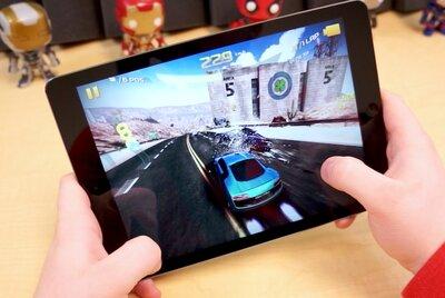 "iPad Air 9.7"" 32GB zwart (Dual Core 1.3Ghz - 2048x1536) WiFi (4G) + garantie"