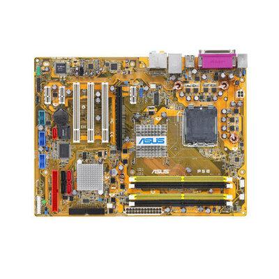Asus moederbord P5B socket 775