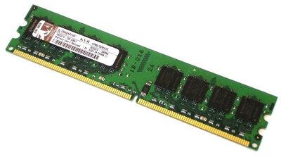 A-merk PC-geheugen 1GB DDR2 PC4200 533Mhz
