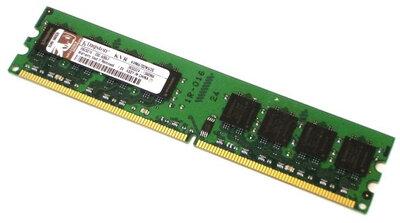 A-merk PC-geheugen 1GB DDR2 PC5300 667Mhz