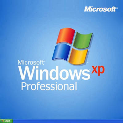 Microsoft Windows XP Professional Edition installatie Nederlands