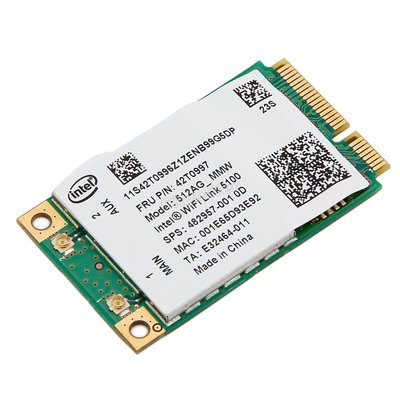 Intel WiFi Link 5100 512AN_MMW PCI-E op=op