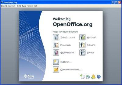 Installatie Openoffice in Spijkenisse op afspraak