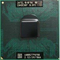 Intel P8700 2.53Ghz 3MB 1066FSB Core 2 Duo BGA479 / PGA478