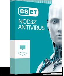 Nieuwe installatie Eset NOD32 Antivirus + Licentie Key (1 jaar geldig)