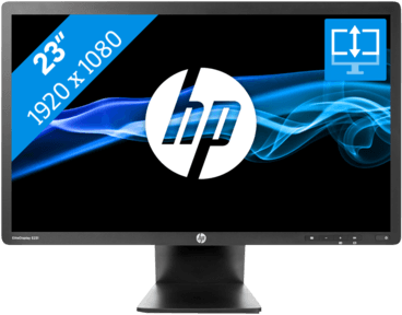 THUISWERK/STUDIE ACTIE HP 23 inch EliteDisplay E231 VGA, DVI en DP + Garantie