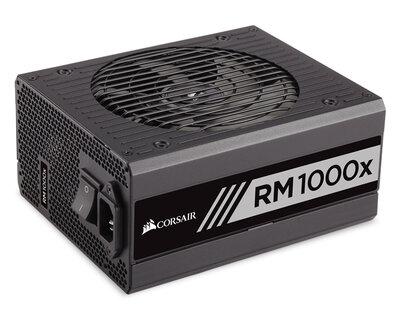 Netzteil CORSAIR 1000W RMX1000 ATX modulear (80+Gold)