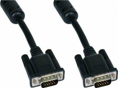 Voordeelbundel 10x VGA kabel CDEX-702K HD15 male/male 2 meter