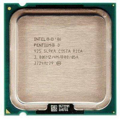 Intel Pentium D 925 3.0Ghz 4MB 800FSB Socket 775