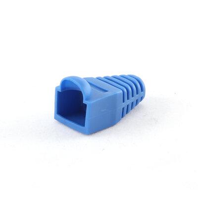 CableXpert Tule/huls voor RJ45 stekker, blauw