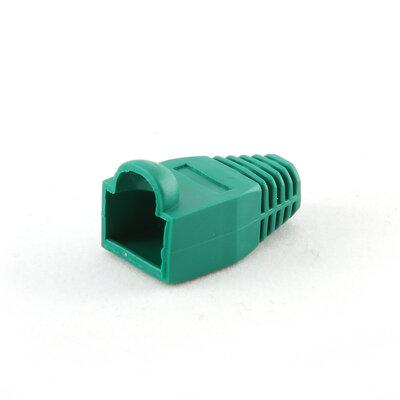 CableXpert Tule/huls voor RJ45 stekker, groen