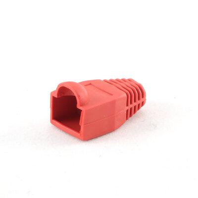 CableXpert Tule/huls voor RJ45 stekker, rood