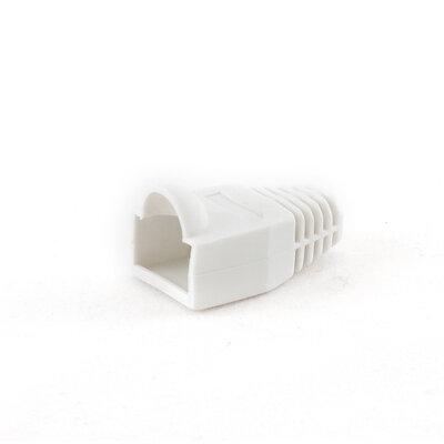 CableXpert Tule/huls voor RJ45 stekker, wit