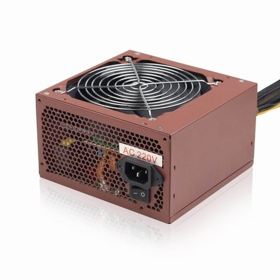 Gembird PC voeding (ATX/BTX) 'Bronze series', 400 W
