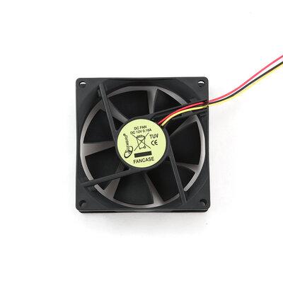 Gembird Ventilator voor PC behuizing 80x80x25mm