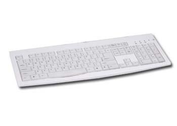 Gembird Backlight toetsenbord, PS/2, US layout