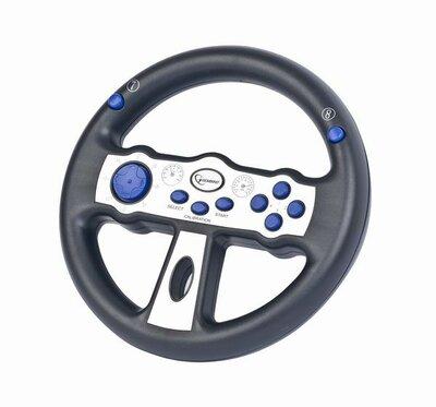 Gembird USB Stuurwiel met bewegingssensoren