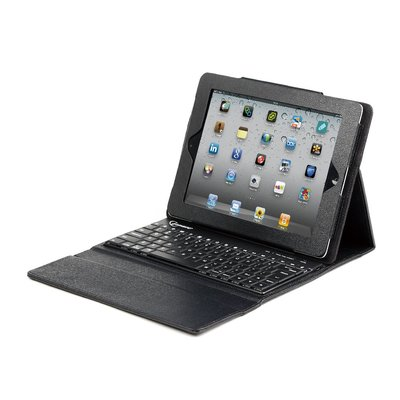 "beschermhoes + draadloos keyboard iPad met 9.7"" scherm"