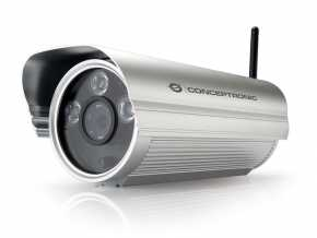 Conceptronic CIPCAM720ODWDR Wireless 720P Cloud Network Camera WDR Outdoor