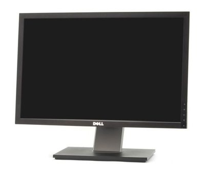 Dell 22 inch Ultrasharp 2209WA black + HDMI naar DVI kabel