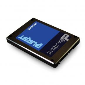 Patriot PBU240GS25SSDR BURST SSD [240GB, 2.5, SATA3, 6Gbps, 555/ 500 MB/s]""