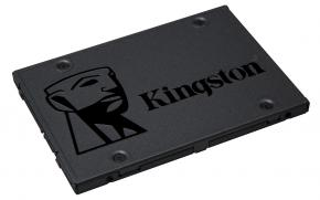 Kingston SA400S37/240G A400 SSD [2.5inch, 240 GB, SATA3, 500MB/s, 350MB/s, 0.279W, Black]