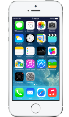 Apple iPhone 5S Wit 16gb