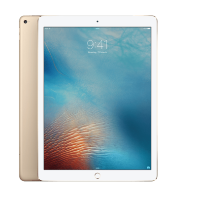 Apple iPad Pro 12.9 Inch Goud 128GB Wifi + 4G