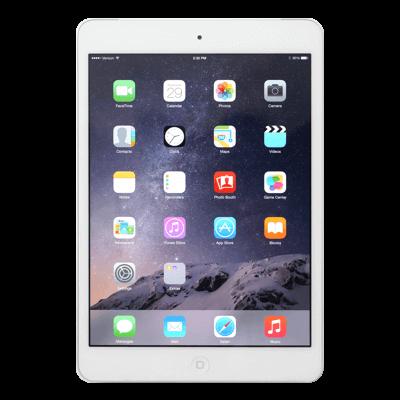 """*Gratis standaard* Apple iPad 7.9"""" Mini 2 Wit 16GB Wifi (4G) + Garantie"""