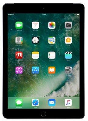 Apple iPad 2017 128GB Zwart Wifi (4G) + garantie