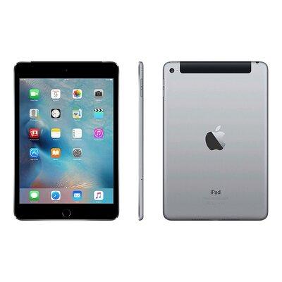 *gratis beschermhoes* Apple iPad Mini 4 Zwart 128GB Wifi (4G)