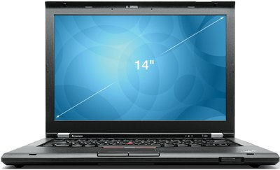Windows 7 of 10 Pro laptop Lenovo Thinkpad T430S i5-3320M 2.6Ghz 8GB 180GB SSD 14 inch