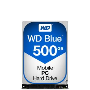 Western Digital WD5000LPCX Blue Mobile hard drive [500GB, 2.5 SATA3, 5400 RPM, 16MB, 1.4W]""