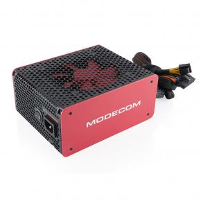 * Modecom ZAS-MC85-SM-650-ATX-VOLCANO VOLCANO 650 BRONZE POWER SUPPLY [ATX, 650W, APFC 85%, 120mm]