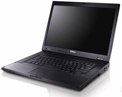 Windows XP Laptop Dell Latitude E5500 C2D-P9600 2.66Ghz 4GB 80GB 15 inch