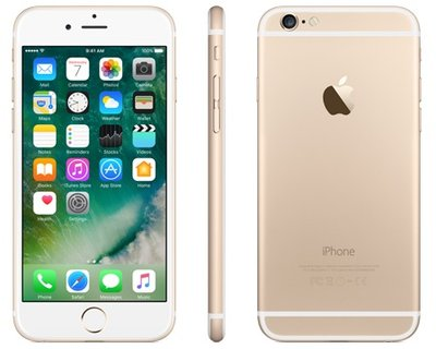 Apple iPhone 6 16GB 4,7inch simlockvrij White Gold + Garantie