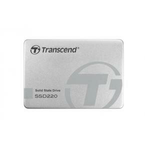 """Transcend TS120GSSD220S 220S Industrial SSD [120GB, 2.5, SATA3 TLC, Upto 550/ 450 MB/s, 80000 IOPS]"""""""
